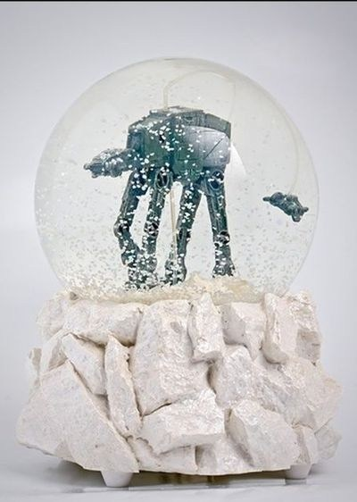 snow globe,star wars,nerdgasm,g rated,win