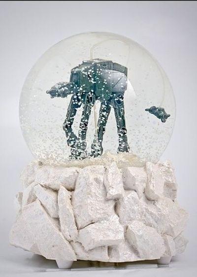 snow globe star wars nerdgasm g rated win - 6871627264
