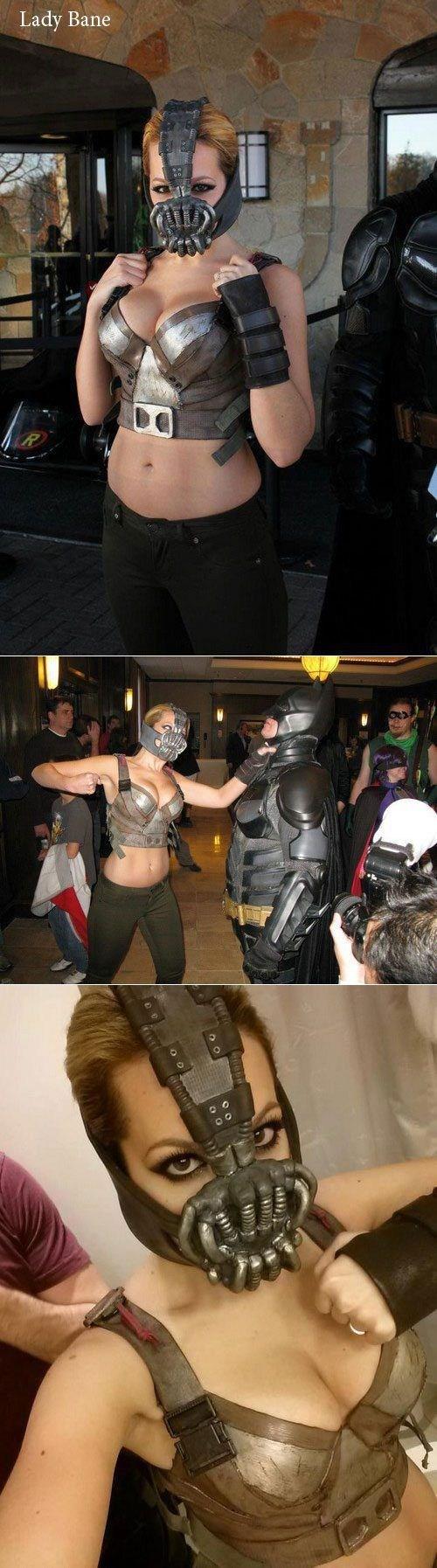 cosplay bane