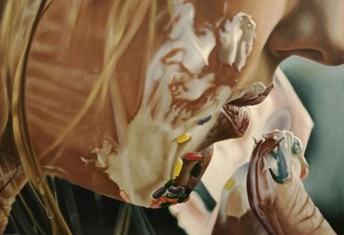 photorealism hyperrealism painting - 6872071168