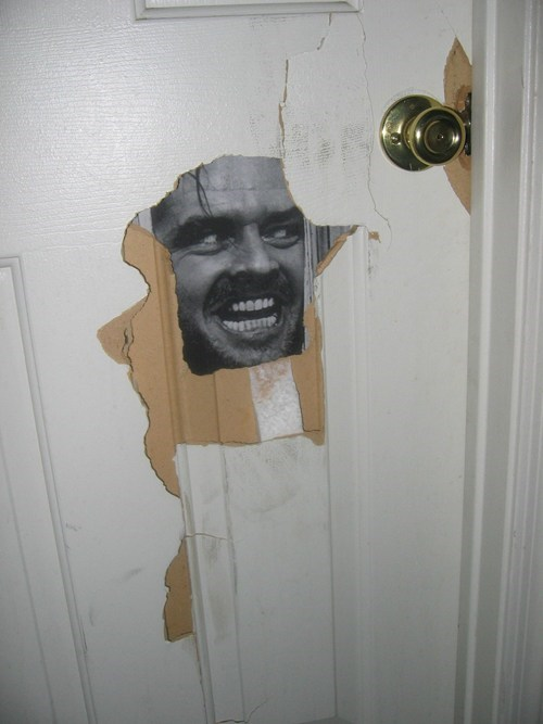 door,repair,fix,the shining