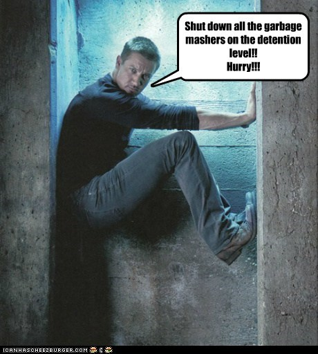 star wars,garbage,Jeremy renner,quote