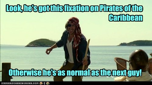 eric balfour Pirates of the Caribbean haven duke crocker normal - 6872766720