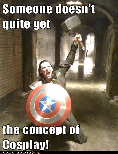 loki tom hiddleston The Avengers mjolnir sheild - 6873095680