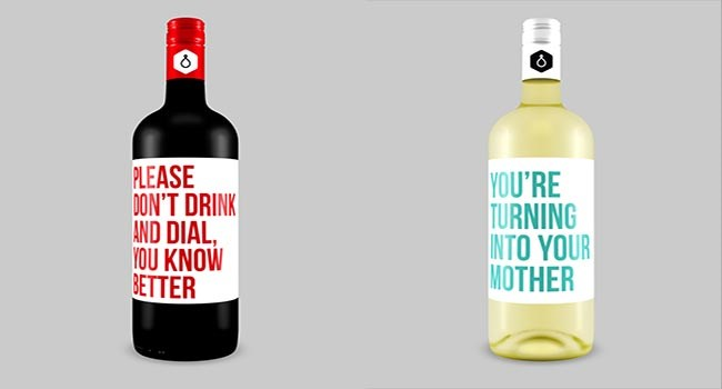 labels drinking alcohol truth wine - 6873349