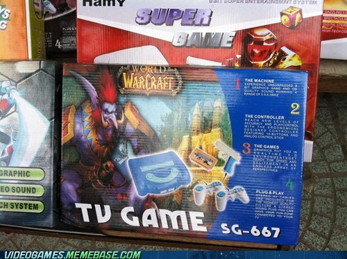 world of warcraft,super game,knockoff,seems legit