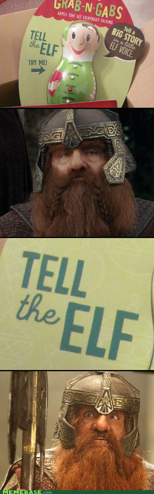 christmas,dwarf,elf,Lord of the Rings,Movie,holiday,gimli