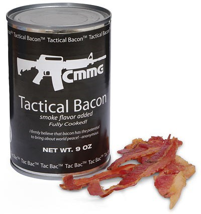 Badass,tactical,can,bacon