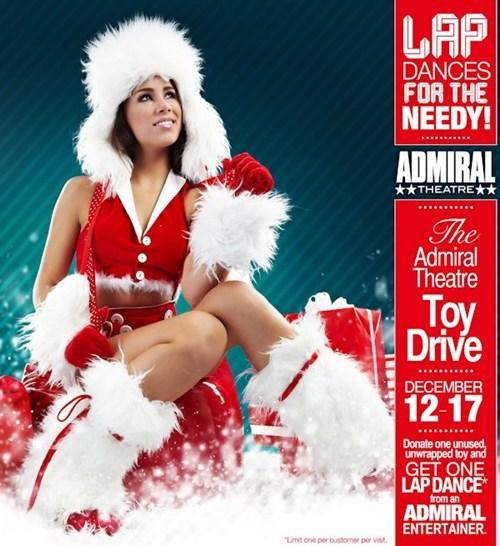 lap dances good cause toy drive - 6874498816