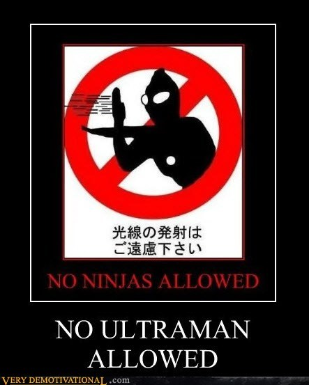 sign ninjas Japan ultraman - 6874534656