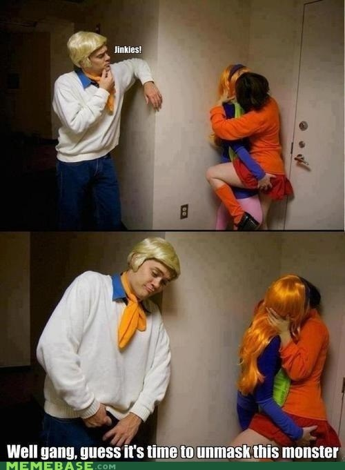 scooby doo cosplay that sounds naughty - 6875140608