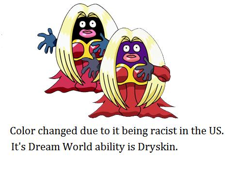 thats-racist dryskin dream world jynx
