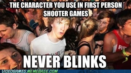 FPS first person Memes sudden clarity clarence - 6875258368
