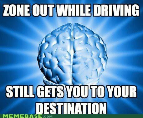 scumbag brain driving brain - 6875305728