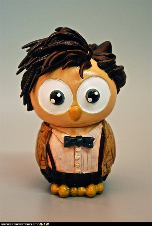 """Doctor Who"" Owls"