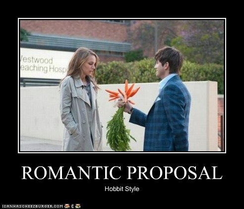romantic ashton kutcher no strings attached natalie portman hobbit carrots - 6875352320