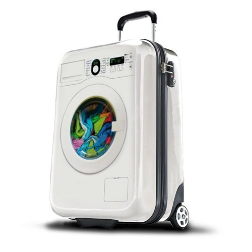 washing machine,baggage,traveling,luggage