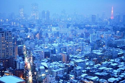 snow,tokyo,Japan,winter