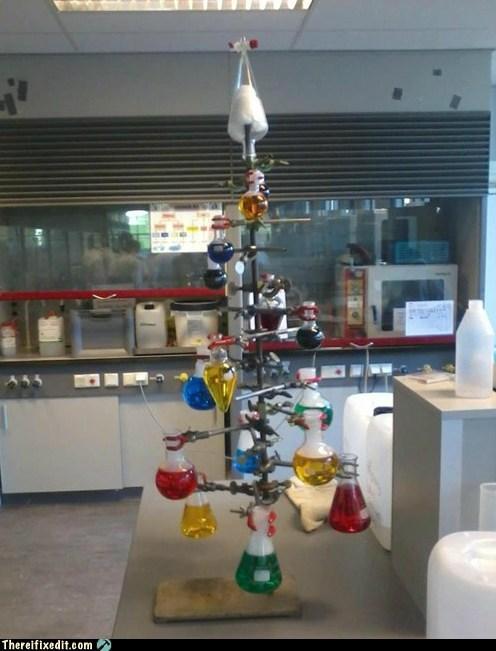 chemistree christmas tree merry christmas Chemistry - 6876066048