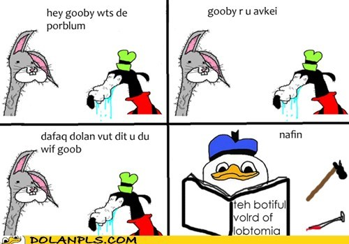 gooby,bogs,doctor,lobotomy