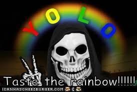 Taste the rainbow!!!!!!