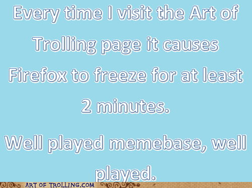 membase art of trolling browser firefox