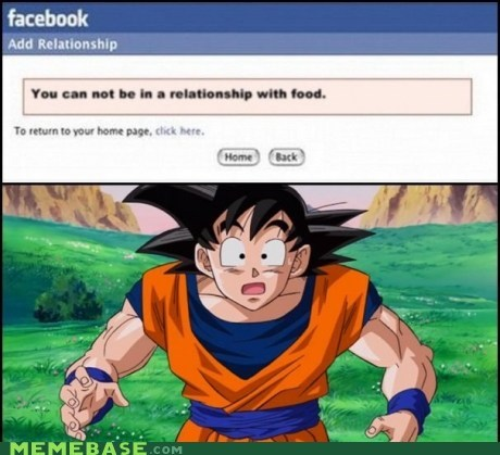 Dragon Ball Z,relationships,facebook