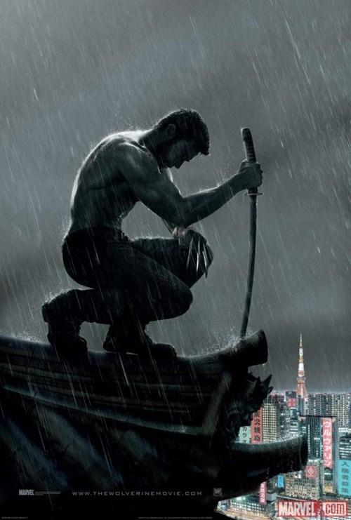 silver samurai poster Movie wolverine - 6878059008