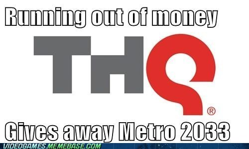 THQ for free metro 2033 - 6878193920