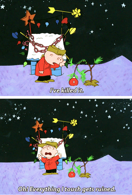 christmas,animation,charlie brown,tree,funny,holidays