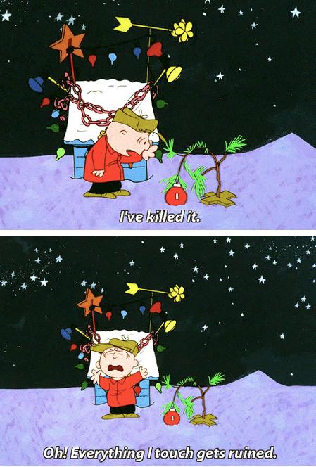 christmas animation charlie brown tree funny holidays - 6878274304