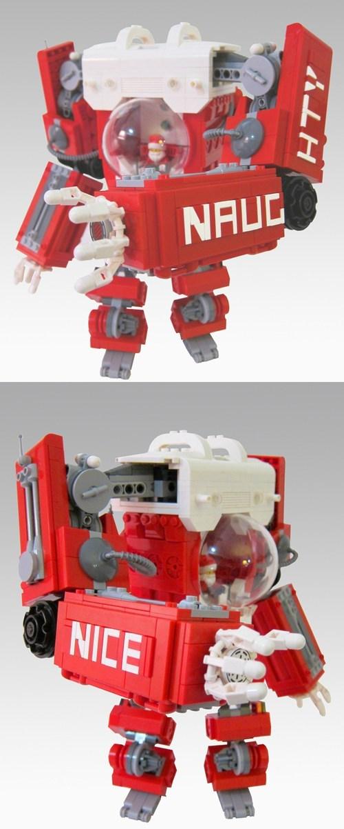 cool lego santa holidays - 6878327552