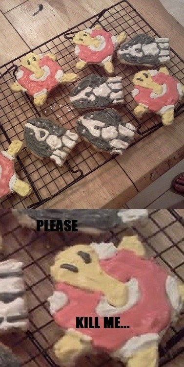 Sad cooking Shuckle cookies - 6878533376