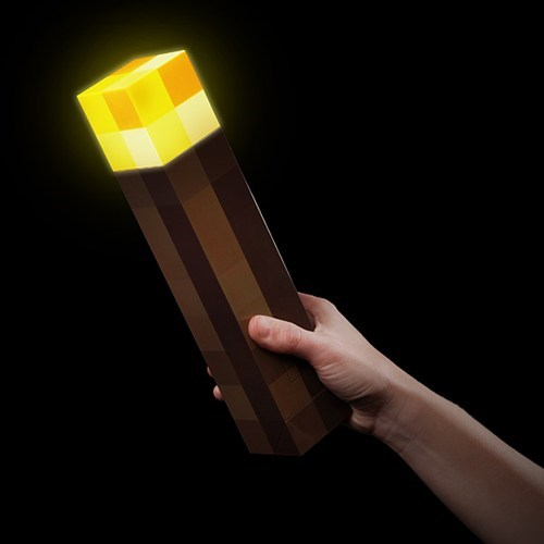 torch holiday minecraft giftguide g rated win Hall of Fame best of week - 6878674432