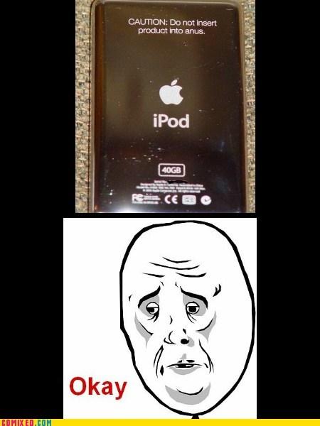 ipod engraving apple Okay - 6879664384