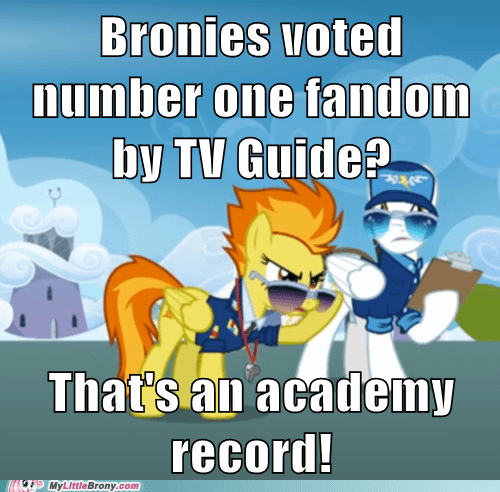 fandom,new meme,that's an academy record,tv guide