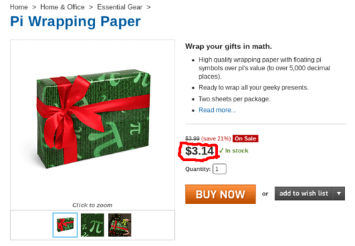 wrapping paper 3.14 pi nerd price g rated School of FAIL - 6880707584