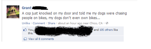 dogs dogs on bikes bikes failbook g rated - 6880752896