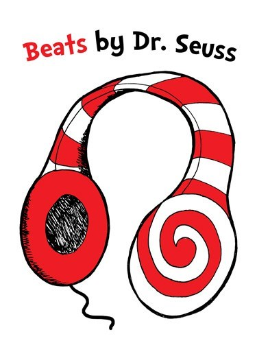 dr seuss,headphone,beats by dre