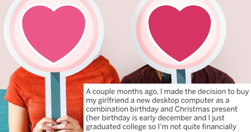 boyfriend FAIL cringe proposal ridiculous dating - 6880773