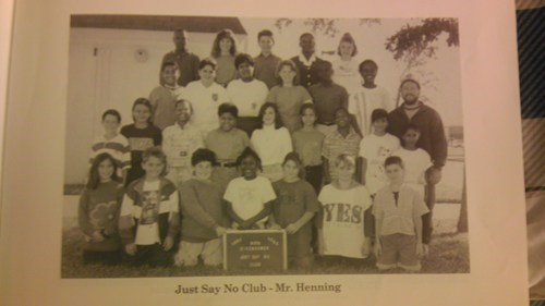 class picture contrarians just say no yearbook club clubs yes - 6880853248
