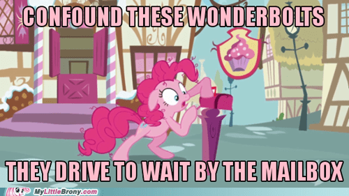 mailbox,pinkie pie,wonderbolts
