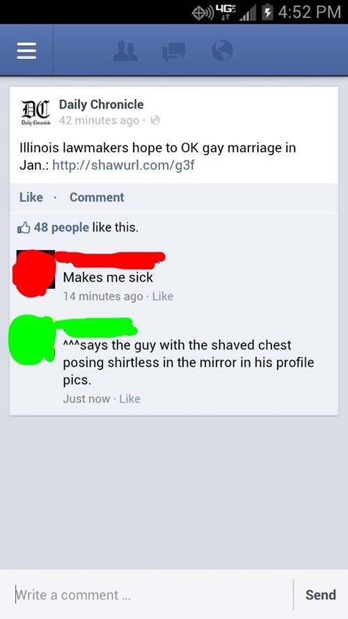 illinois gay marriage daily chronicle - 6880899840