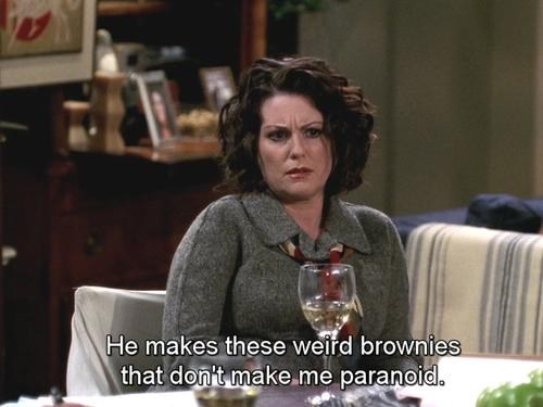 megan mullaly,paranoid,brownies,doing it wrong
