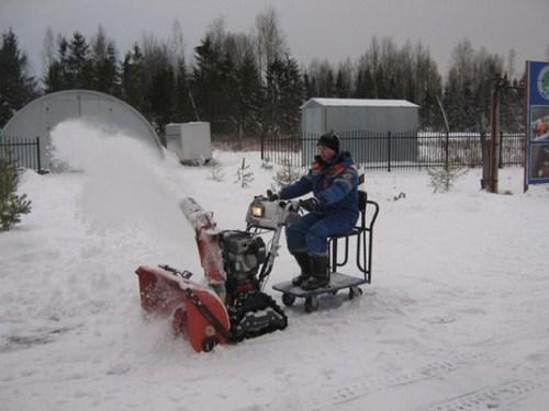 snow snowmobile Dozer snow plow plow shovel - 6881050624