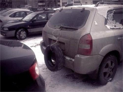 spare tire car suv tire pickup truck - 6881056000