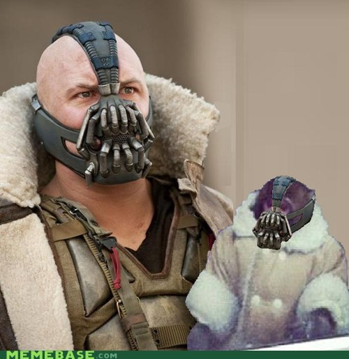 Bane goes to IKEA
