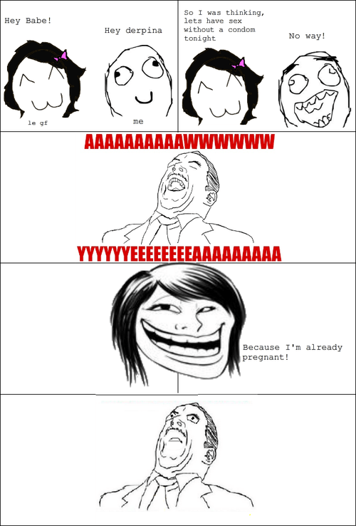 pregnancy,condoms,Rage Comics