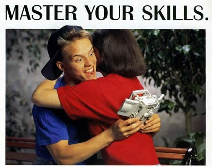 Ad master your skills gameboy classic - 6881277696