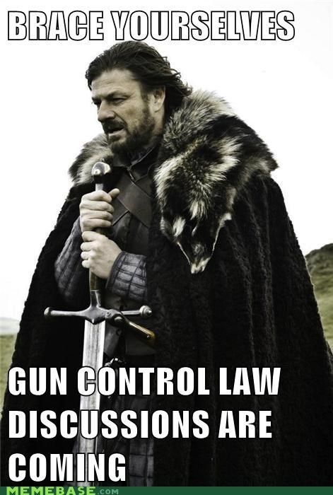 news brace yourself gun control current events
